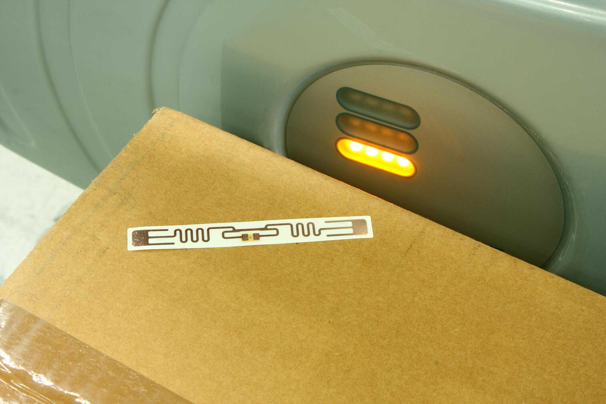 As vantagens do RFID
