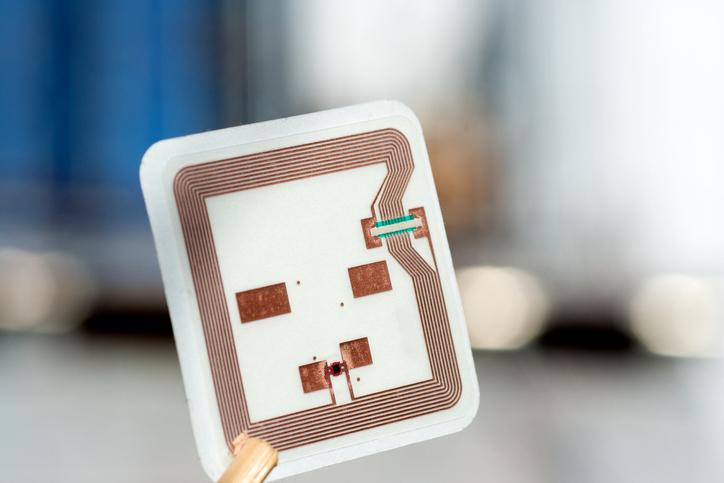 Industria 4.0 - RFID